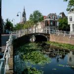 De nederlandse stad Delft