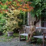 Foto ingang plantentuin Meise