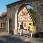 Rothenburg ob der Tauber is een plaats in de Duitse deelstaat Beieren