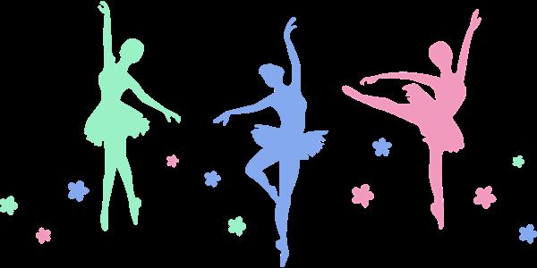 Noor's ballet illustratie